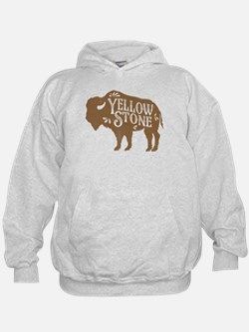 Yellowstone Buffalo Hoodie