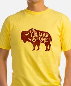 Yellowstone Buffalo T