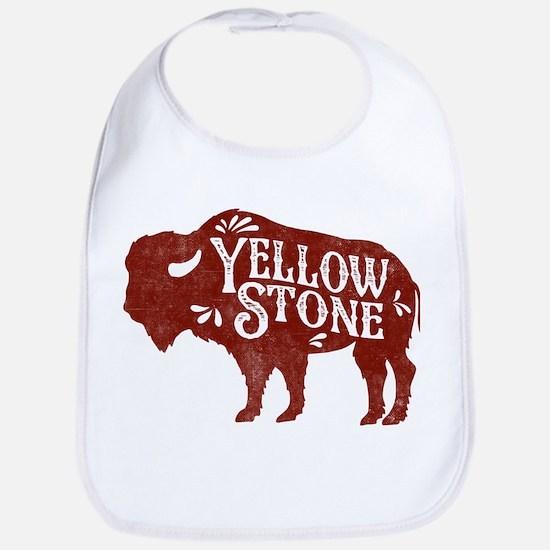 Yellowstone Buffalo Bib