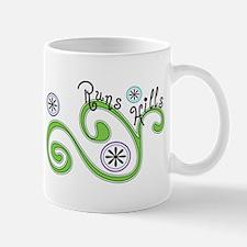 Runs Hills Mugs