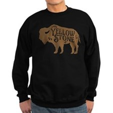 Yellowstone Buffalo Sweatshirt