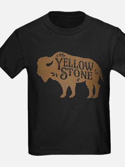 Yellowstone Buffalo T