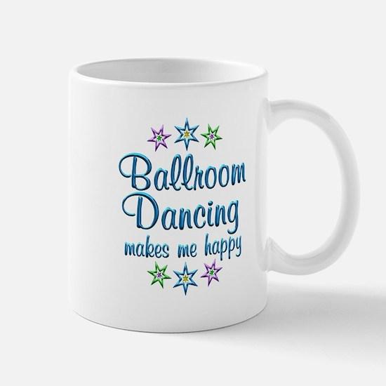 Ballroom Happy Mug