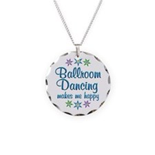 Ballroom Happy Necklace