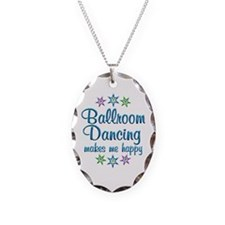 Ballroom Happy Necklace