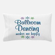Ballroom Happy Pillow Case