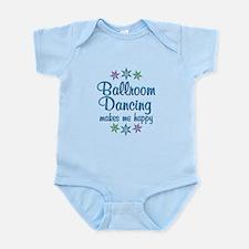 Ballroom Happy Infant Bodysuit