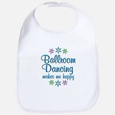 Ballroom Happy Bib