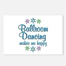 Ballroom Happy Postcards (Package of 8)