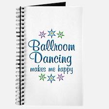 Ballroom Happy Journal