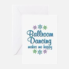 Ballroom Happy Greeting Cards (Pk of 20)