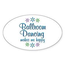 Ballroom Happy Decal
