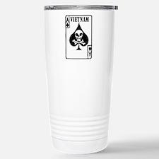 VIETNAM DEATH CARD Travel Mug