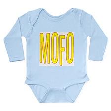 MOFO Long Sleeve Infant Bodysuit