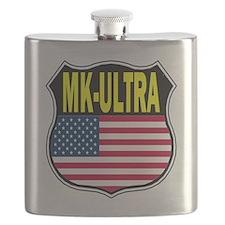 PROJECT MK ULTRA Flask