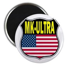 "PROJECT MK ULTRA 2.25"" Magnet (10 pack)"