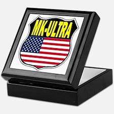 PROJECT MK ULTRA Keepsake Box