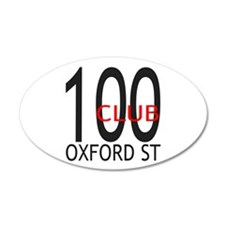 100 Club.png Wall Decal