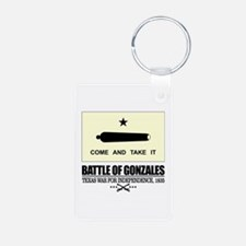 Come And Take It Keychains
