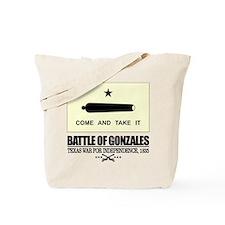 Come And Take It Tote Bag