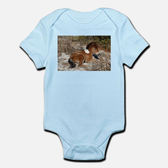 Trots Alot, Wild Horse Body Suit