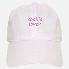 cookie lover pink Baseball Baseball Cap
