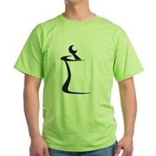Black Mortar and Pestle T-Shirt