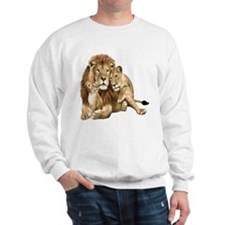 Lion And Cubs Sweatshirt
