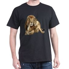 Lion And Cubs T-Shirt