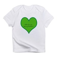 Cute Ezra Infant T-Shirt