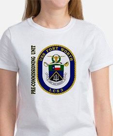 LCS-3 PCU Ft. Worth Tee