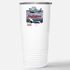 Dogfighters: F4F vs A6M Travel Mug