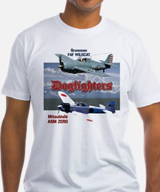 Dogfighters: F4F vs A6M Shirt