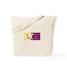 Cute Abused horse Tote Bag