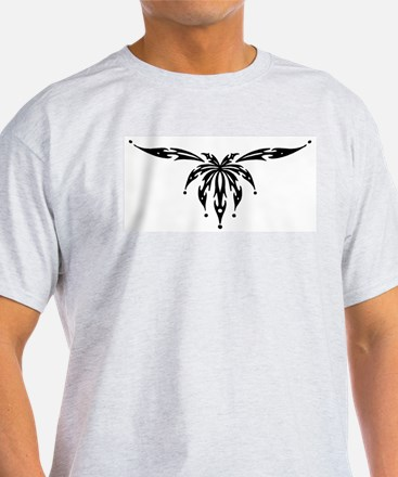 Fancy Marijuana Tribal T-Shirt