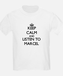 Keep Calm and Listen to Marcel T-Shirt