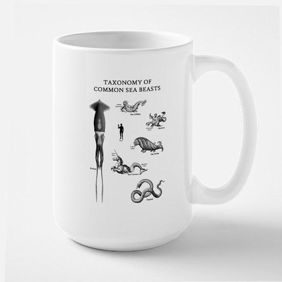 Taxonomy Large Mug