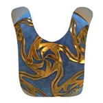 Faberge's Jewels - Blue Bib