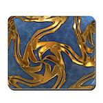 Faberge's Jewels - Blue Mousepad