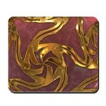 Faberge's Jewels -Red Mousepad