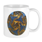 Faberge's Jewels - Blue Mug