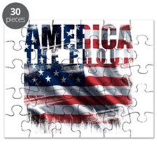 America Proud Puzzle