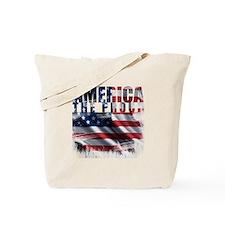 America Proud Tote Bag