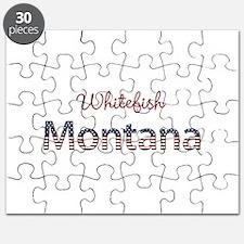 Custom Montana Puzzle