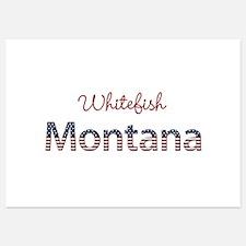 Custom Montana Invitations