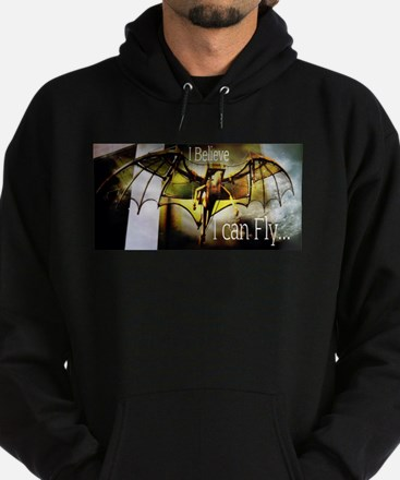RightOn I Can Fly Hoodie