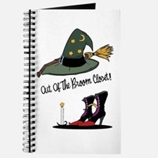 Out of the Broom Closet Journal