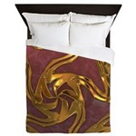 Faberge's Jewels -Red Queen Duvet