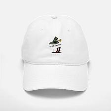 Out of the Broom Closet Baseball Baseball Cap