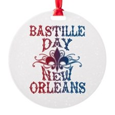 Bastille Day New Orleans Ornament